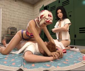 CrispyCheese- Intimate Punishment 3