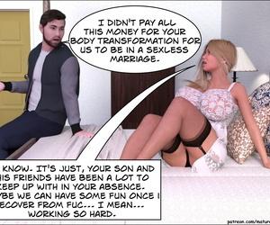 Mature3dcomics – A Sexy Game Of Twister 3