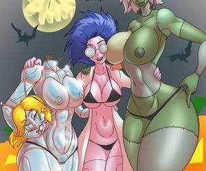 TheBigBadWolf01- Spooky Goings-on