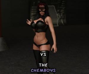 Captured Heroines – Nighthammer