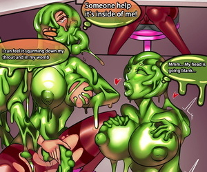 zxc- Slime corruption