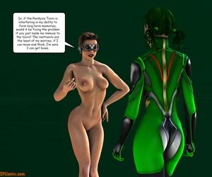 Hipcomix- Dakkar- Menace be advantageous to Mister E – Intimacy