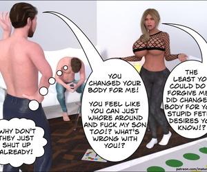 Mature3dcomics – A Sexy Game Of Twister 5