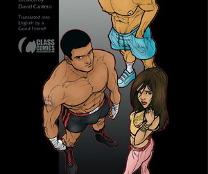 David Cantero- Boxing Julian