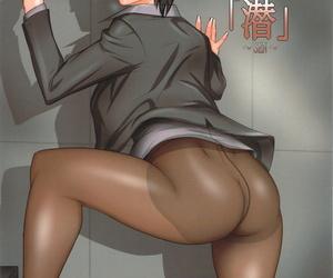 Panty Stocking Detective