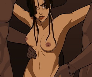 Avatar- Azula prevalent get under one\'s Foaming at the mouth Rock