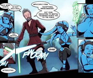 Star Wars- Alenya Hirani – Twi'lek Padawan