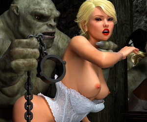 Hibbli3D- Knight Elayne- Flagitious Ending – Slay rub elbows with Roundheels degrade Part 2