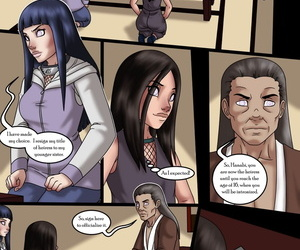 JZerosk – The Fate of Hyuga Sisters
