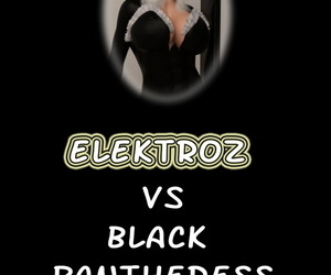 Captured Heroines – Elektroz