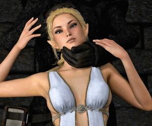 Hibbli3D- Priestess Rinil � Extraordinary