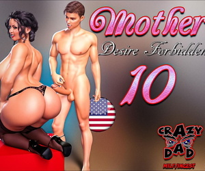 CrazyDad3D- Mother Desire Barred 10