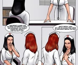 Lesbo Nursing