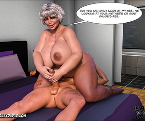CrazyDad3D- Mother Desire Forbidden 9
