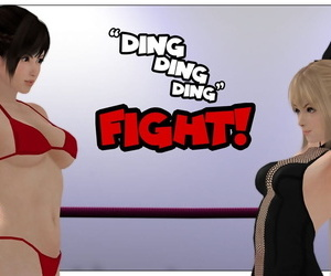 Doacatfight – Marie Rose vs Kokoro