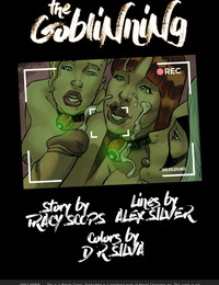 Tracy Scops – The Goblinning