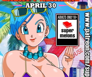 Super Melons- The Fury of a God