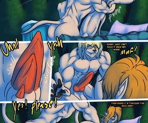 TheBigBadWolf – Felixxu- Blue Moon