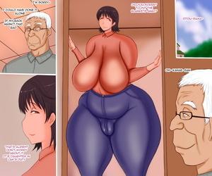 Akatsuki Souken – Mother Sex Nursing Grandad