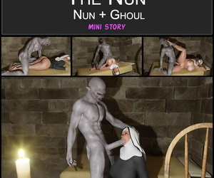 Blackadder- The Nun