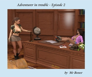 Mr. Boner- Adventurer in Trouble 2