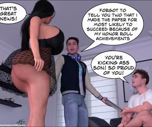 Mature3dcomics – MILF The final blow 2
