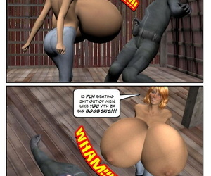 StrongAndStacked- Agent Boobski Issue 2