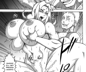 Naruhodo – Tsunade's Left alone Black hole Stars
