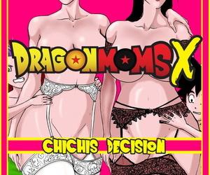 Oldflameshotgun- Dragon Moms X Chichi's decision