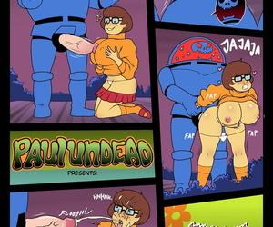 Paul Undead- Burning Velma
