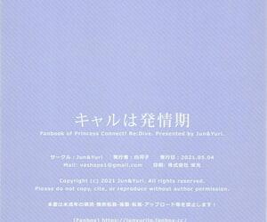 AC3 Jun&Yuri Yuriko Kyaru wa Hatsujouki Princess Connect! Re:Dive