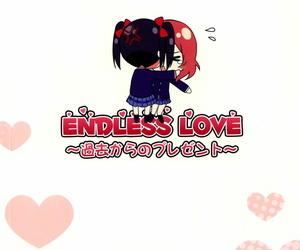 C88 Candy Club Sky Endless Love ~Kako Kara no Present~ Love Live! English doujins.com Decensored