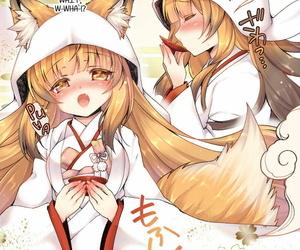 TSF no F Yotsuba Chika Kitsune e Yomeiri - Becoming a Foxs Wife English gender.tf