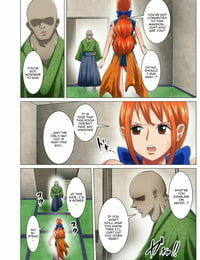 Q Doujin Onna Ninja no Dokidoki Hatsu Ninmu - A Female Ninjas Exciting First Mission One Piece English Doujins.com