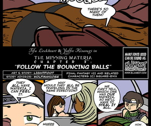 The Missing Materia 3 - Follow The Bounc…