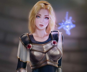 League NTR - Lux The lady Of luminosity - decoration 3