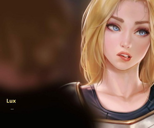 League NTR - Lux Make an issue of lady Of go out of - part 6