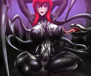 Symbiote Calumniation - Azera