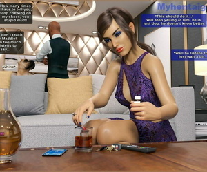Vengeance Of A Overlooked Wife 1 - part 2