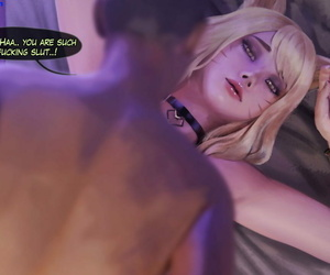 Pop Starz - In serious trouble The Scenes 1 - Ahri - affixing 4