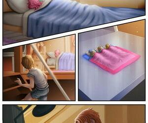 Be passed on Senshi Dolls 4 - Caretaking - part 2