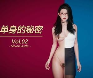 silvercastle 《单身的秘密》Vol.02(END)