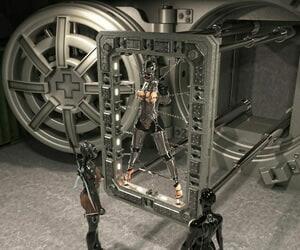 LockMaster Trixys Escape Try Ch. 2 - Vault no 5 - part 3