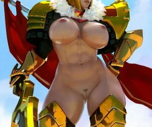 Artist Artnip nude version