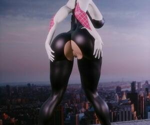 Artist Mavixtious Gwen Stacy