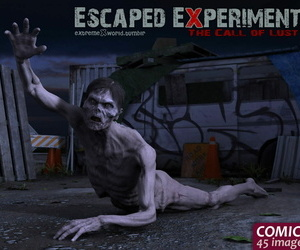 ExtremeXWorld S002 Escaped Experiment HQ