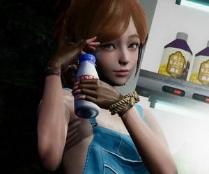 神秘人 牛奶女♂孩 - Milk♂Girl