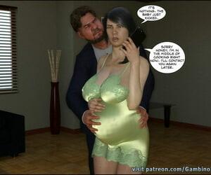 Fallen Pregnant Wifey