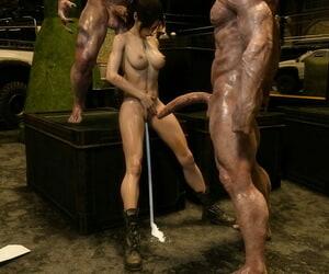 3DZen Residential Evil Hard-core - Part 6 - part 3