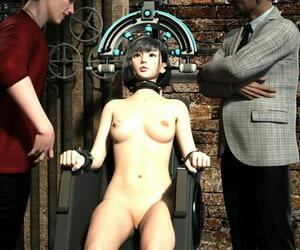 Kazaha Beautiful girl- naked- detention- brainwashing- imprisonment- insult g-spots collection - part 2